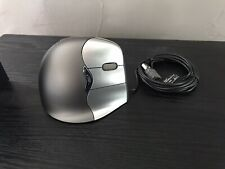 New In Open Box Evoluent Vertical Mouse 4 Right Hand Optical Regular Size Wired