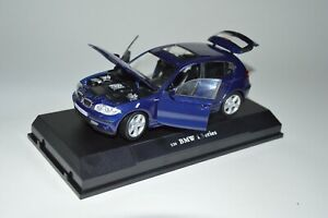 CARARAMA 1 24 SCALE DIECAST MODEL. BMW 1 SERIES. NEW