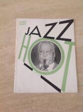 Jazz hot N°25 Revue Du Hot Jazz Club De France Août Septembre 1948
