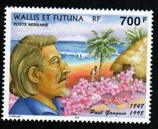 Wallis & Futuna Stamp - Paul Gaugin, artist Stamp - NH