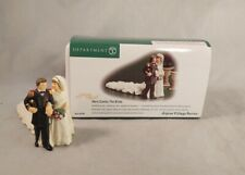 Dept 56 Alpine Village The Sound of Music - Here Comes the Bride with Box