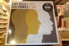 Ruby Velle & the Soulphonics State of All Things LP sealed vinyl + download