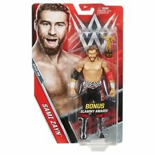 Official Mattel WWE basic series 69 raw sami zayn wrestling figure