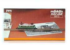 MARKLIN Z MINI-CLUB 8813 DB E44 E 44 002 ,  NEW OLD STOCK
