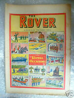 THE ROVER Comic, No.1362, 4th Aug 1950- For Royal Occasions