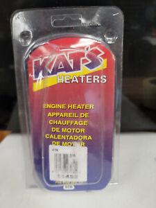 Kat's 11422 Engine Block Heater 400 Watt 1-3/8 35mm Freeze Frost Plug 521 Pickup