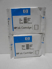 Geniune Sealed HP Ink Cartridges 88XL Lot of 2 Magenta and Cyan