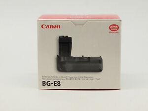Canon BG-E8 Battery Grip for EOS Rebel T2i, T3i, T4i & T5i