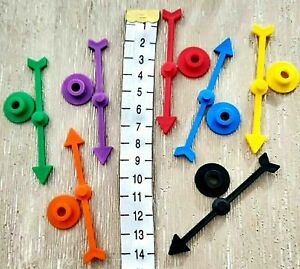 5 Spinners for Board Games Teacher Resource for Board Game Activities