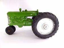 RARE 1950 Vintage Die Cast John Deere Farm Tractor Toy New Old Stock Metal Wheel