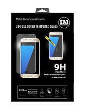 Schutzglas für Samsung Galaxy S7 G930F Echtglas 3D keine Schutzfolie 0,3mm 9H
