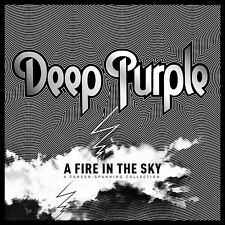 Deep PURPLE-a fire in the Sky 3 CD NUOVO