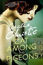 CAT AMONG THE PIGEONS (Poirot) di Christie, Agatha libro tascabile 9780007527