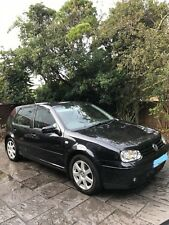 VW Golf mk4 2.8 4motion