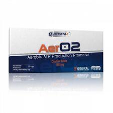 BIOGENIX AerO2 120 Capsules L-CITRULLINE MALATE, NITRIC OXIDE NO, MUSCLE PUMP