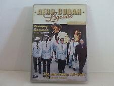 DVD Afro cuban legends COMPAY SEGUNDO Live Olympia 8573 88531 2