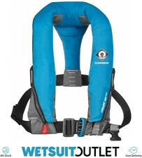 Crewsaver Crewfit 165N Sport Automatic With Harness Lifejacket Blue Unisex