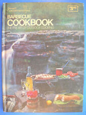 Gormet International BARBECUE COOKBOOK 1972 HC L&M Lark Cigarettes Premium
