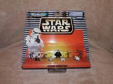 MICRO MACHINES STAR WARS  CLASSIC CHARACTERS  1997 item # 66080