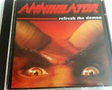 ANNIHILATOR - REFRESH THE DEMON - CD