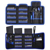 50-142In1 Magnetic Precision Screwdriver Phone Repair Tool Kit 48-120 Bits Set