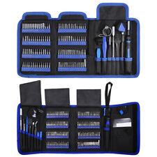 50-142In1 магнитный точная отвертка телефон ремонт инструмент набор набор биты 48-120