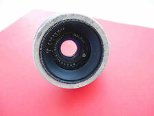 RUSSIA Bayonet lens JUPITER-12 35/2.8 for camera KIEV-4, CONTAX with red mark П