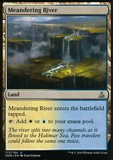 4x Meandering River | NM/M | Oath of the Gatewatch | Magic MTG