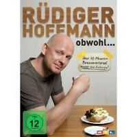 "RÜDIGER HOFFMANN ""OBWOHL"" DVD COMEDY NEU"