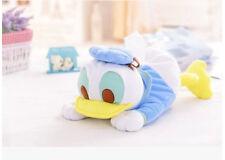 cute Donald Duck lying  plush tissue box holder cover L150 decorate