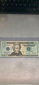 2006 Twenty Dollar Star Note
