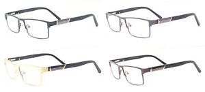 SOLOF Metal+Acetate BIFOCALS BIFOCAL PHOTOCHROMIC ANTI-GLARE Reading Glasses