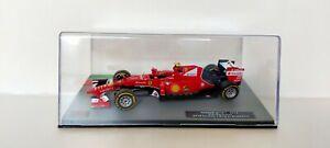Panini 1/43 F1 Car Collection Ferrari SF15-T Kimi Raikkonen, Brand New, See...