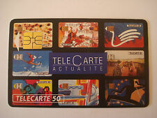 PHONECARD TELECARTE PUBLICITE BUREAU VENTE DE CARTES TELEPHONE