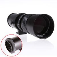 420-800mm F/8.3-16 Super téléobjectif zoom pour Sony Alpha AF Minolta MA caméra