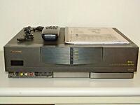 Panasonic NV-HS1000 S-VHS Videorecorder inkl. FB&BDA, 2 Jahre Garantie