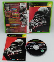 Jeu KOF' 02 KING OF FIGHTER 2002 pour XBOX (CD remis à neuf) PAL VF