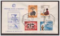 SOMALIA AFIS 1959 - QUINTA FIERA  - FDC