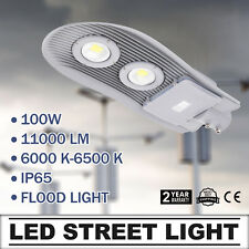 100W LED Street Road Outdoor Yard Flood Light For Road Lighting AC 85V-265V Pro