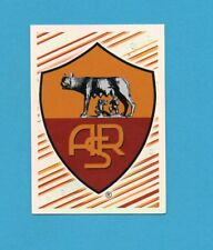 PANINI CALCIATORI 2012-2013-Figurina n.368- SCUDETTO/BADGE-ROMA -NEW