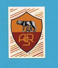 PANINI CALCIATORI 2012-2013-Figurina n.368- SCUDETTO/BADGE-ROMA -NEW