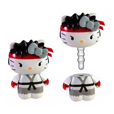 *NEW* Hello Kitty x Street Fighter: Ryu Mobile Plug by Toynami