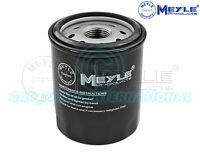 Meyle Oil Filter, Screw-on Filter 36-14 322 0002