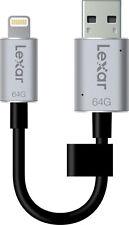 Memoria USB 3.0 Lexar 64GB Jumpdrive