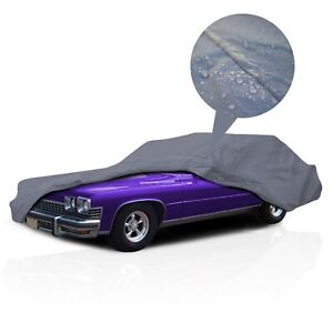 [PSD] Supreme Waterproof Full Car Cover for Buick Riviera 1971-1973 Coupe 2-Door