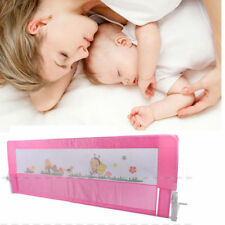 Pink/Blue Safety Bedrail Bed Rail Cot Guard Protection Child toddler Kids 2Color