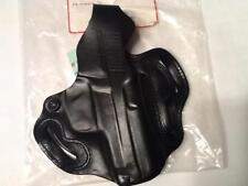Desantis 3 slot Holster Sig Sauer P225 P228 RH or CROSS DRAW Black Leather