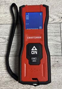 Craftsman 165' Range Laser Distance Measurer CMHT77639