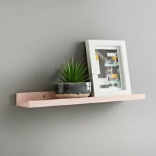 New Gorgeous Lokken Photo Shelf - Blush Add Style To Your Room and Accessories