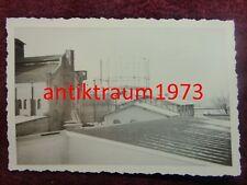 1 Foto Paderborn Nord Bahnhof Gasometer Tegelweg Nordstraße Güterhalle 1940 Nr.7